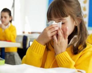 Cum sa prevenim racelile si alergiile copiilor la inceput de an scolar