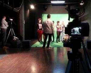 Activitati extrascolare pentru cei mici: cursuri TV & Film Academy