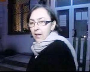 Invatatoarea Dana Blandu contesta in instanta decizia de concediere
