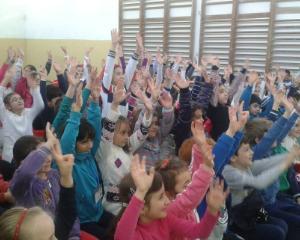 Proiectul Eco Junior continua si in anul 2016
