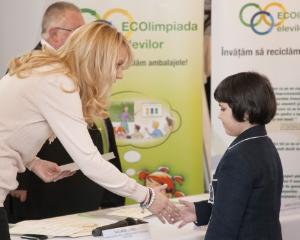 A inceput ECOlimpiada Elevilor in scolile din Romania