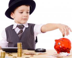 Elevii romani invata cum sa pretuieasca banii si sa faca investitii corecte