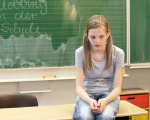 5 situatii in care copiii se tem de scoala