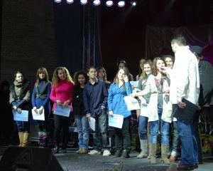 60 de elevi si profesori din Bistrita au fost premiati pentru Excelenta in 2013