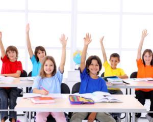 Ce sfat le-a transmis presedintele Iohannis elevilor