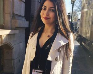 O eleva din Romania a fost invitata la Casa Alba dupa ce a castigat un concurs international de eseuri