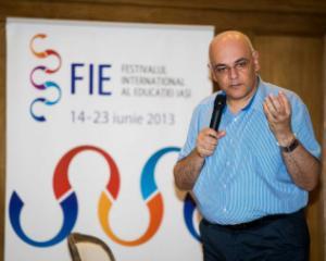 Intrare libera la Festivalul International al Educatiei 2014