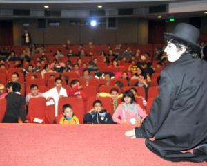 Peste 12.000 de copii au participat la Festivalul International de Film KINOdiseea