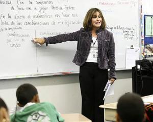 Fisa de evaluare a performantelor individuale pentru profesorii din invatamantul liceal