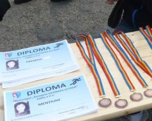Elevii din Salaj au fost premiati la Gala Olimpicilor pentru rezultate exceptionale la invatatura