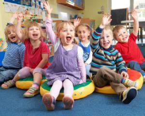 Ce mai invata copiii la gradinita