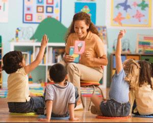 Proiect MFE pentru sustinerea educatiei de calitate in crese
