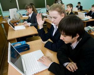 Toate scolile din mediul rural vor fi conectate la internet