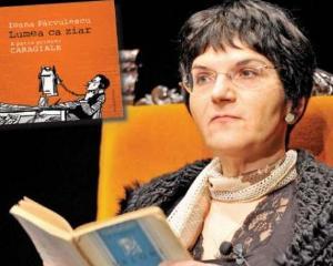 Premiul European pentru Literatura castigat de o scriitoare din Romania