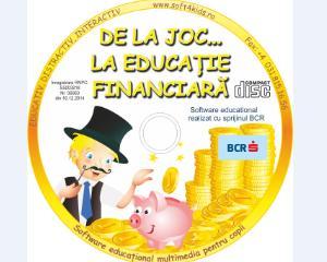 De la Joc la Educatie Financiara: programul dedicat copiilor prescolari, demarat de BCR