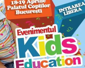 Lectii demonstrative, concursuri cu premii surpriza si zeci de oferte speciale, doar la Kids Education