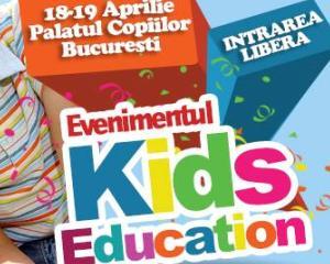 Lectii demonstrative, spectacole educationale si zeci de oferte speciale, doar la Kids Education
