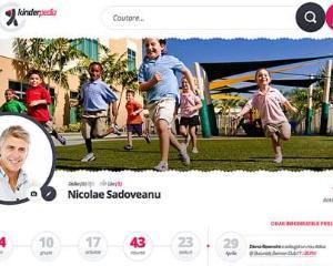 Kinderpedia,  platforma online destinata gradinitelor si parintilor