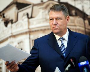 "Klaus Iohannis: ""Resimtim nevoia unei viziuni unitare asupra educatiei"""