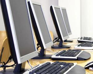 eMAG a dotat un nou laborator al Colegiului National de Informatica