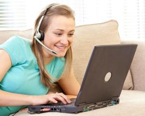 Aplicatia care permite elevilor participarea online la cursuri