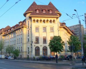 "Modernizari din fonduri europene la Colegiul National ""Iulia Hasdeu"" din Bucuresti"