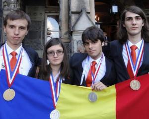 Maria Andreea Filip, eleva de aur a Romaniei, isi va continua studiile la Cambridge