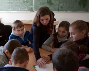 Mirela Miron, un profesor exemplu al invatamantului romanesc