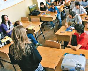 Noutati pentru elevii claselor terminale in 2014