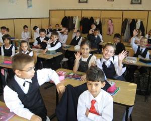 Cum ar putea fi notati in curand elevii din clasele primare