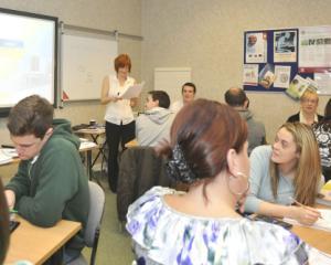 Program de orientare si consiliere vocationala pentru elevii de liceu