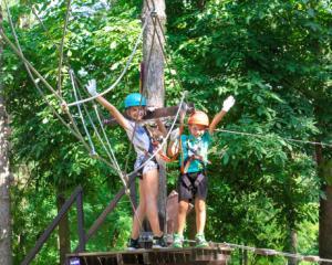 Activitati in aer liber pentru copii, in vacanta de vara