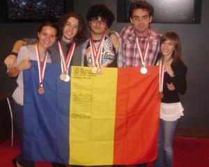 Elevii olimpici din toata tara au fost premiati de ministrul Educatiei si de premierul Romaniei