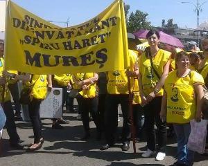 Protestul profesorilor: precizarile Federatiei Coalitia pentru Educatie