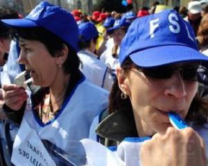 Profesorii renunta la proteste doar daca Guvernul mareste salariile in educatie