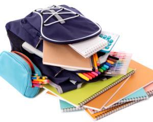 Lista de rechizite scolare pentru elevii de clasa I
