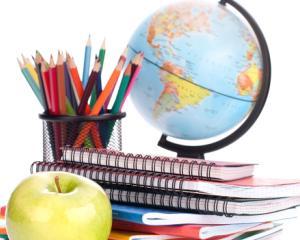 Rechizite scolare pentru clasa pregatitoare