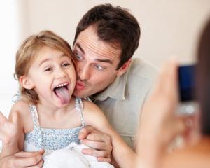 Cum poate un parinte sa devina cel mai bun prieten al copilului sau