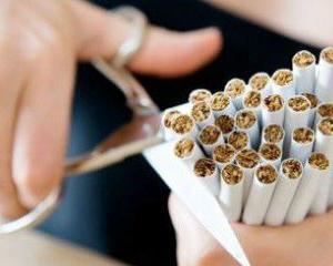 Elevii din Zalau invata cum si de ce este important sa renunte la fumat