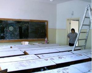100 de scoli din Capitala au fost modernizate