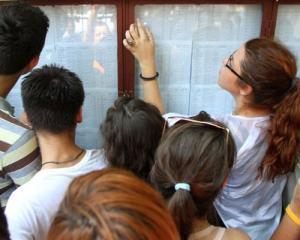 2.000 de elevi au luat Bacul dupa contestatii