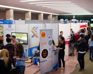 Incepe RIUF 2014: afla ofertele de scolarizare ale universitatilor din intreaga lume
