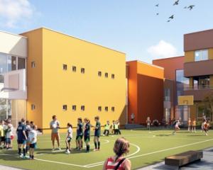 Scoala Aletheea, o scoala altfel: elevii vor avea 5 ore de limbi straine, street dance, ecologie si arhitectura