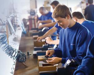 Se deschide a doua scoala profesionala in sistem dual in Romania