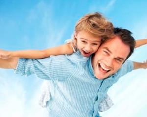 5 lucruri pe care parintii trebuie sa le spuna copiilor zilnic