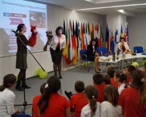 Shakespeare School a castigat premiul european pentru inovatie