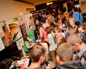 Targuri de cariera pentru studentii din Cluj