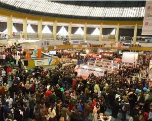 Peste 40.000 de persoane au vizitat Targul de carte Gaudeamus