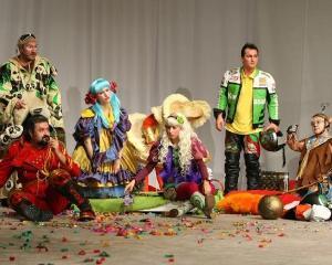 Duminica se redeschide Teatrul National pentru Copii