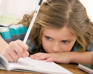 Prea multe teme pot fi daunatoare pentru copii